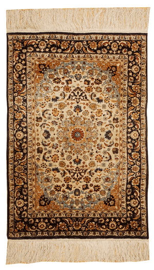 China Floral Rug - Solomon's Collection & Fine Rugs