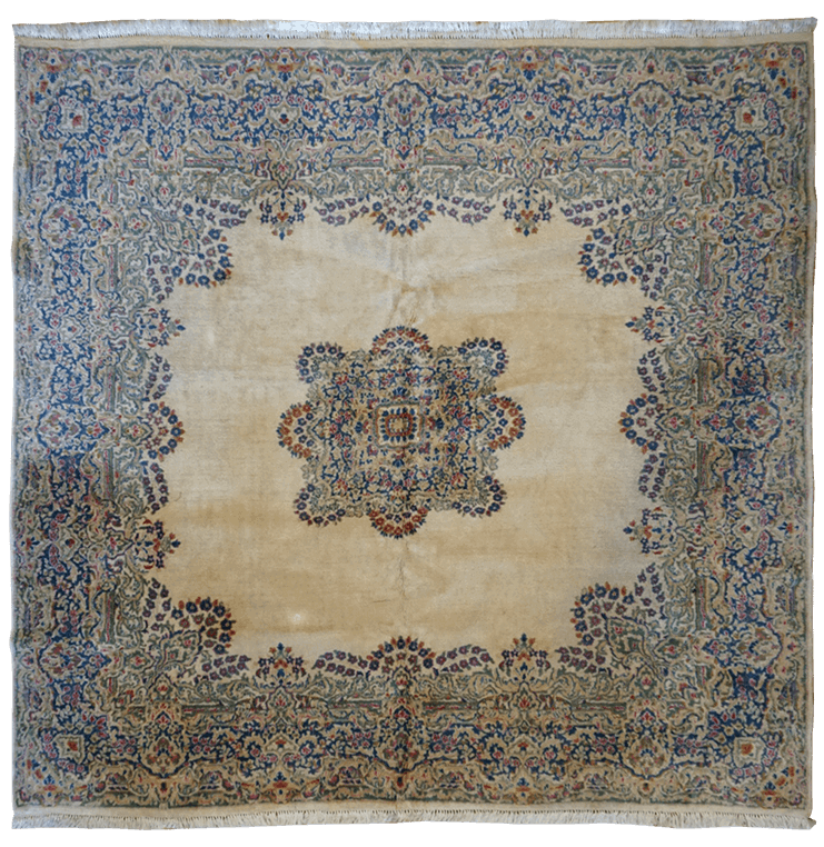 Persia (Iran) Kerman Rug - Solomon's Collection & Fine Rugs