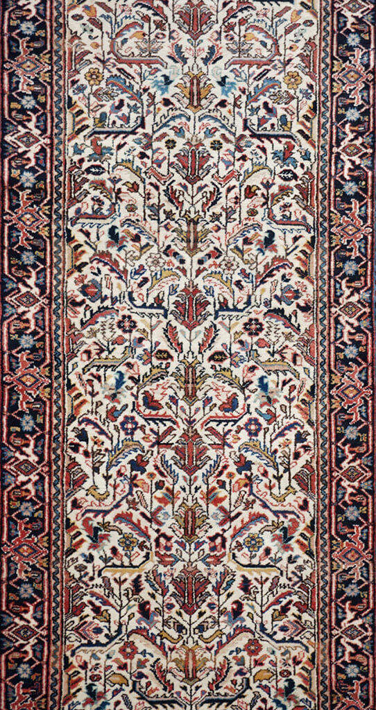 Persia (Iran) Herriz Rug - Solomon's Collection & Fine Rugs