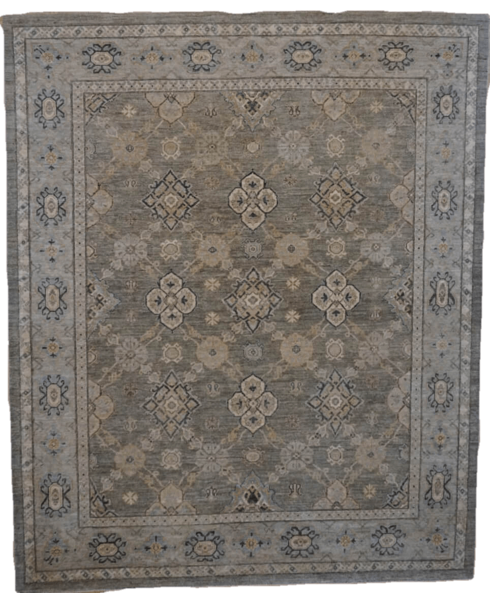 Afghanistan Agra Rug - Solomon's Collection & Fine Rugs