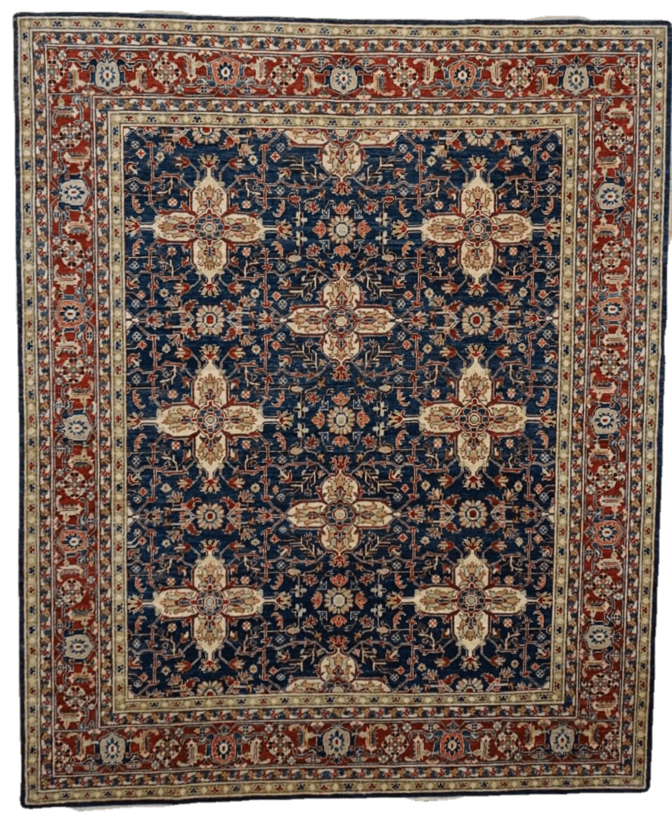 Afghanistan Karajeh Rug - Solomon's Collection & Fine Rugs