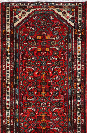 Persia (Iran) Hamadan Rug - Solomon's Collection & Fine Rugs