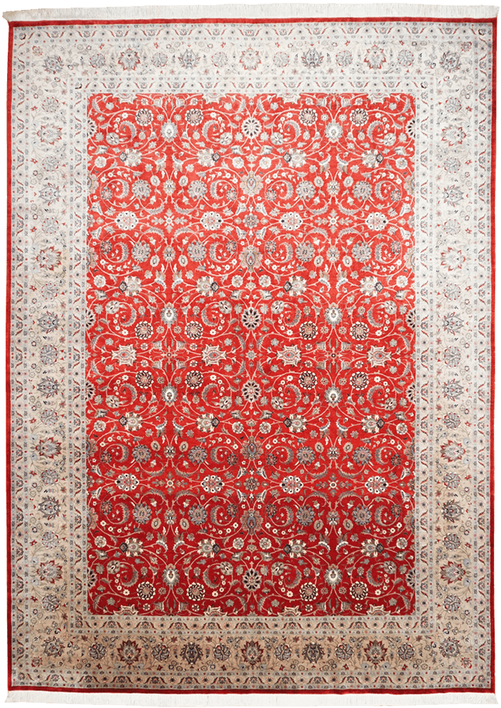 Pakistan Kashan Rug - Solomon's Collection & Fine Rugs