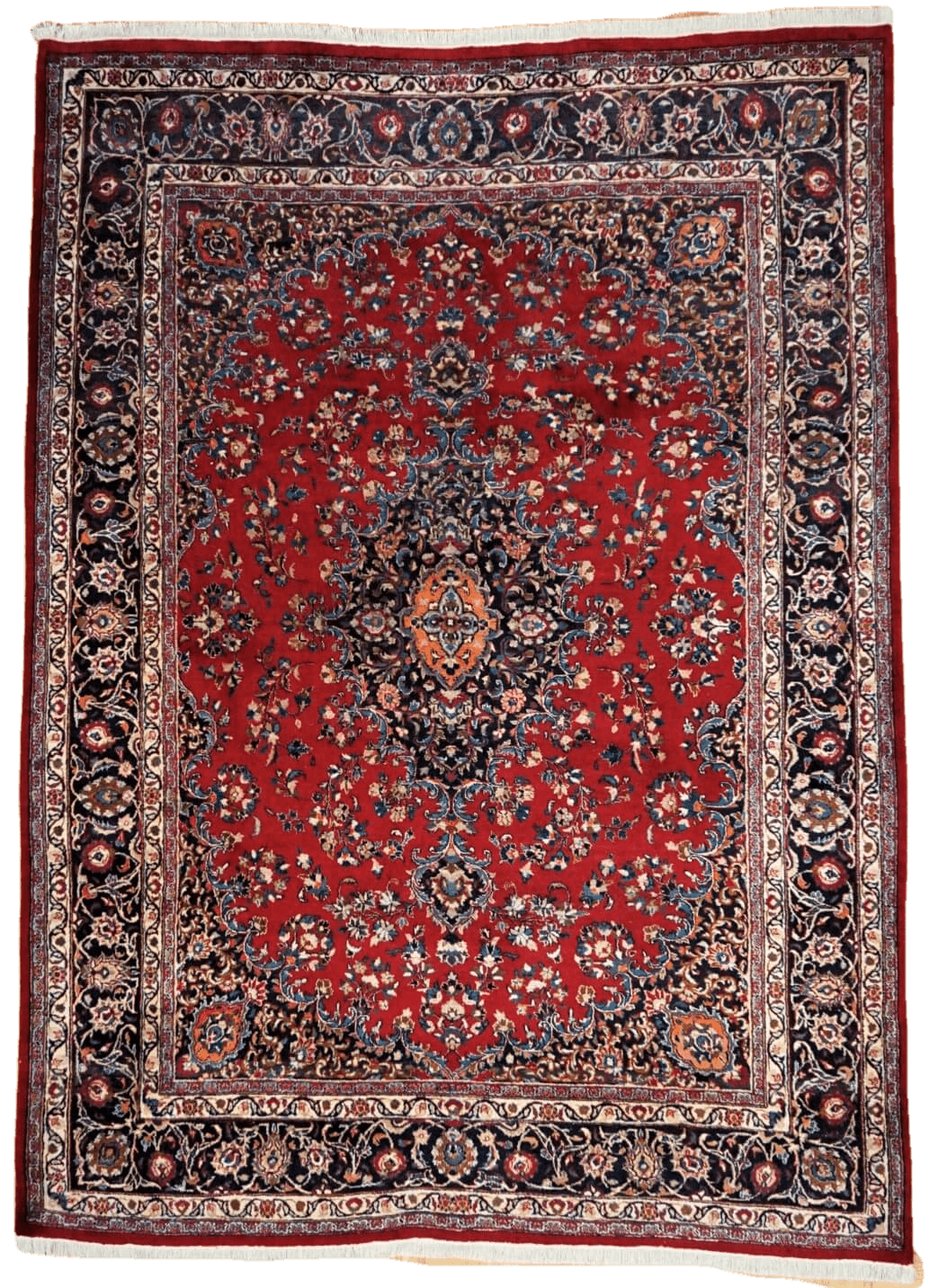 Persia (Iran) Mashad Rug - Solomon's Collection & Fine Rugs