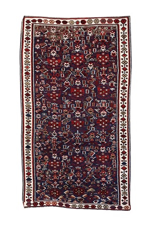 Persia (Iran) Senneh Rug - Solomon's Collection & Fine Rugs