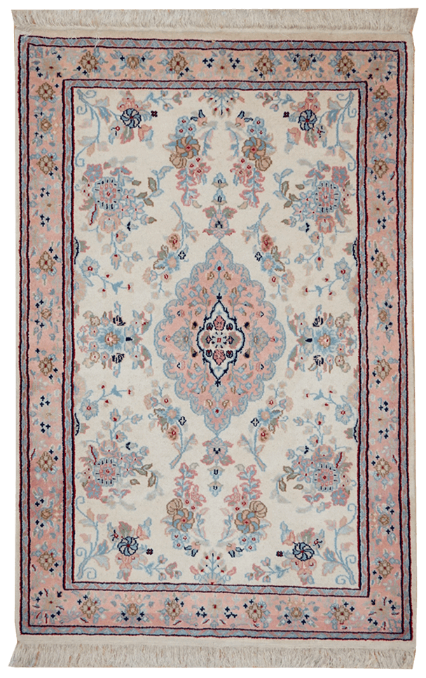 India Kerman Rug - Solomon's Collection & Fine Rugs