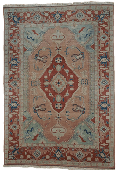Turkey Ushak Rug