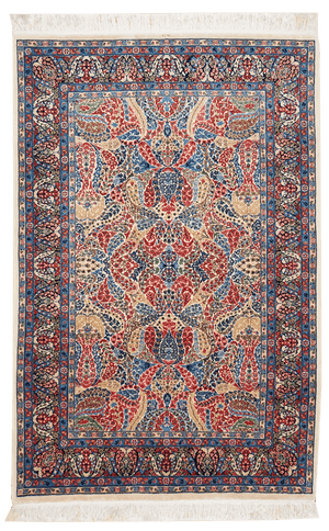 China Kerman Rug - Solomon's Collection & Fine Rugs