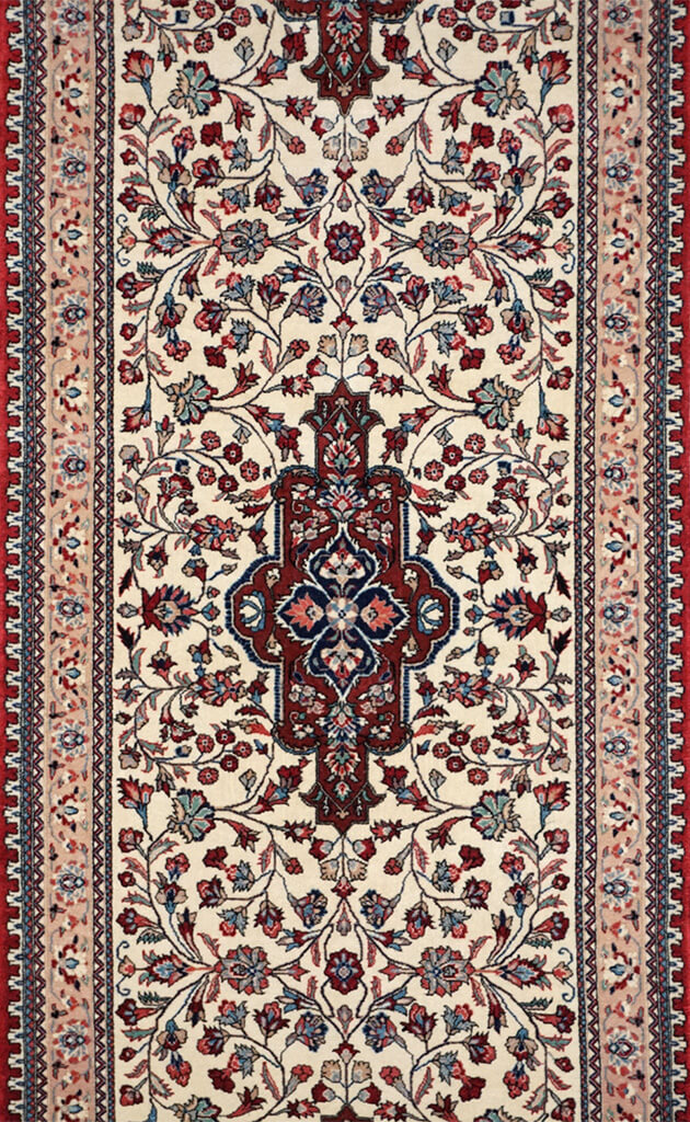 China Kum Rug - Solomon's Collection & Fine Rugs