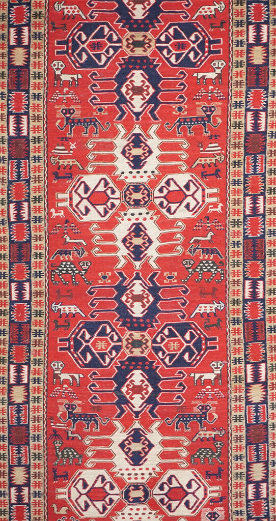 Persia (Iran) Azarbaijan Rug - Solomon's Collection & Fine Rugs