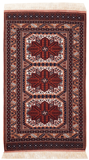 Afghanistan Kazak Rug - Solomon's Collection & Fine Rugs