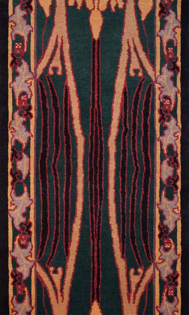 Tibet Arts & Crafts Rug - Solomon's Collection & Fine Rugs