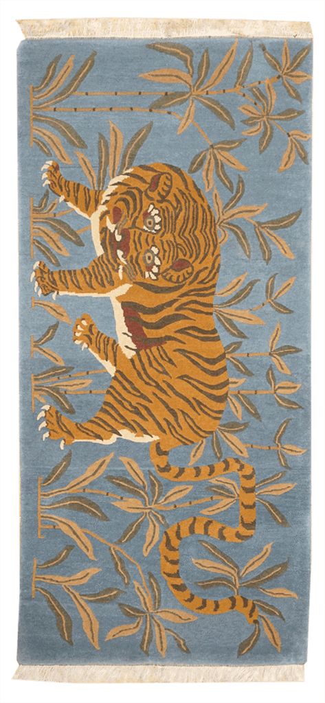 Tibet Tiger Rug - Solomon's Collection & Fine Rugs