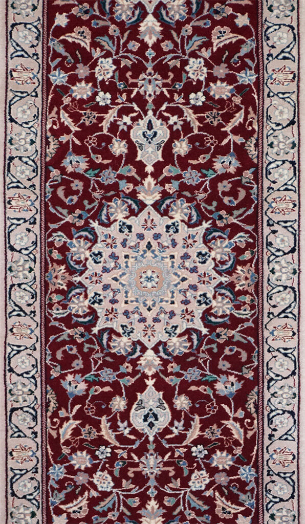 China Nain Rug - Solomon's Collection & Fine Rugs