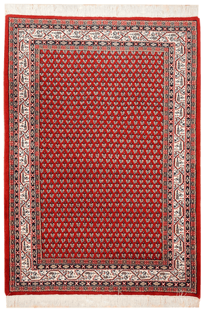 India Mir Rug - Solomon's Collection & Fine Rugs