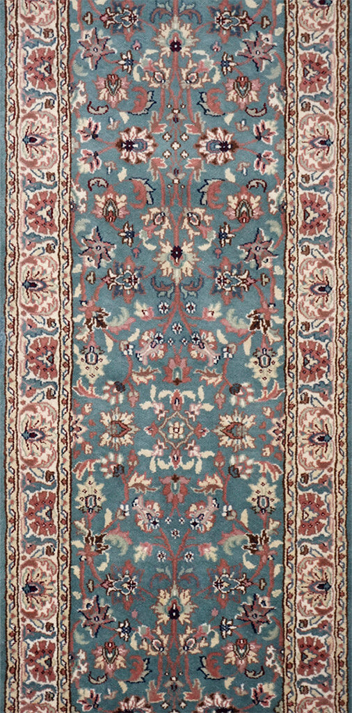 India Kashan Rug - Solomon's Collection & Fine Rugs