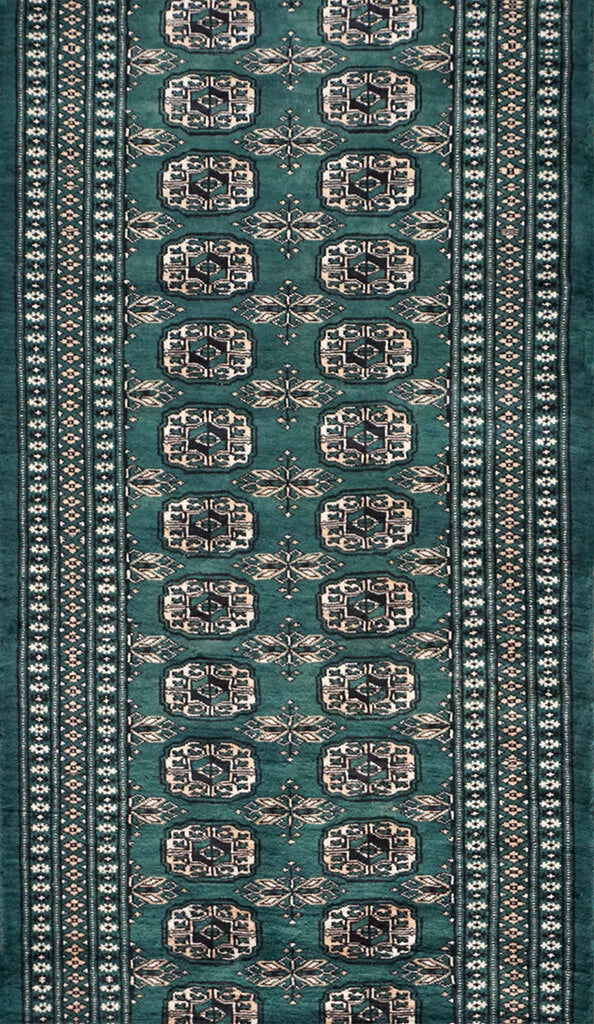 Pakistan Bokara Rug - Solomon's Collection & Fine Rugs