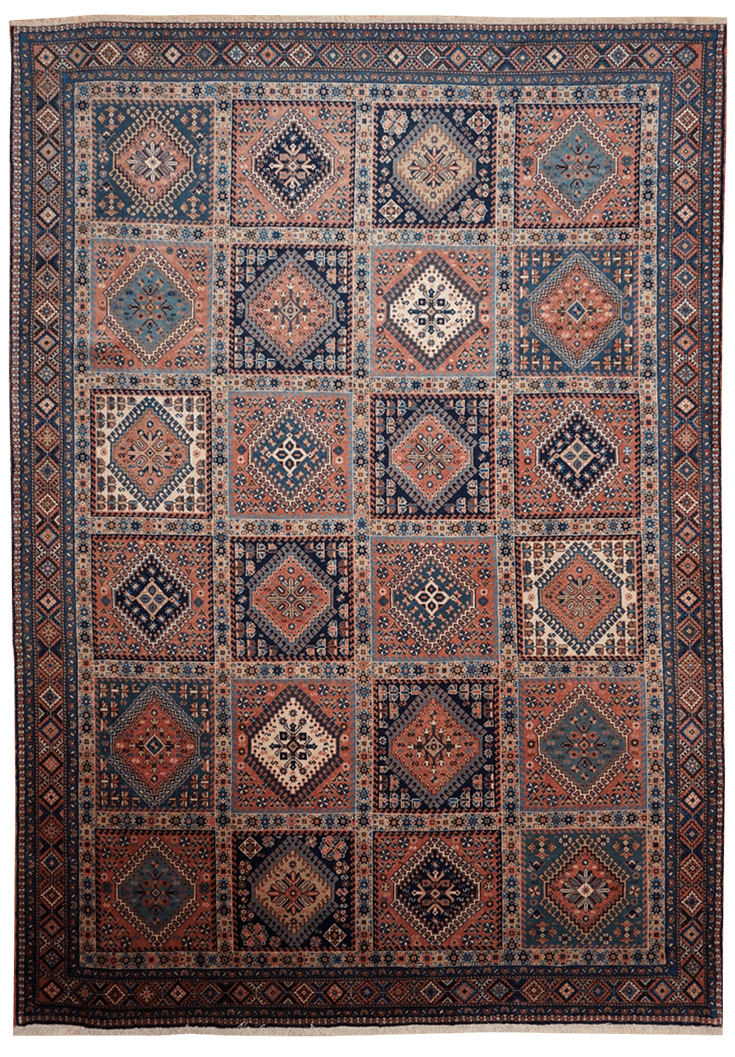 Persia (Iran) Yalameh Rug - Solomon's Collection & Fine Rugs