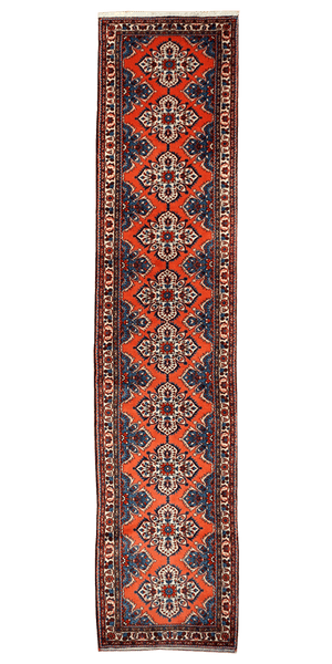Persia (Iran) Rudbar Rug - Solomon's Collection & Fine Rugs