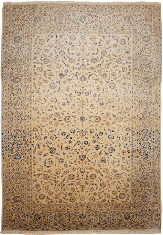 Persia (Iran) Kashan Rug - Solomon's Collection & Fine Rugs
