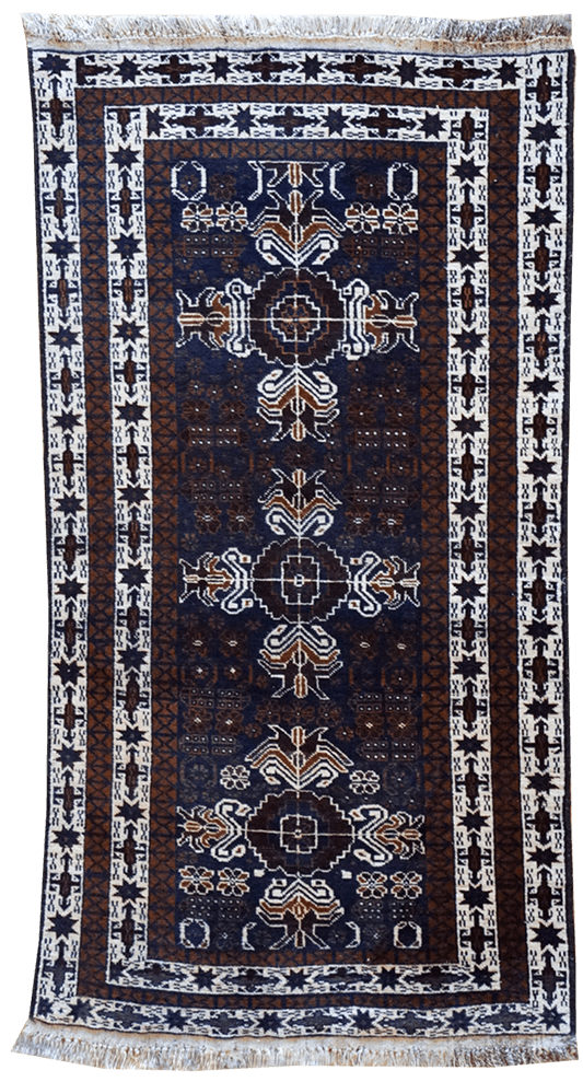 Afghanistan Balouch Rug - Solomon's Collection & Fine Rugs