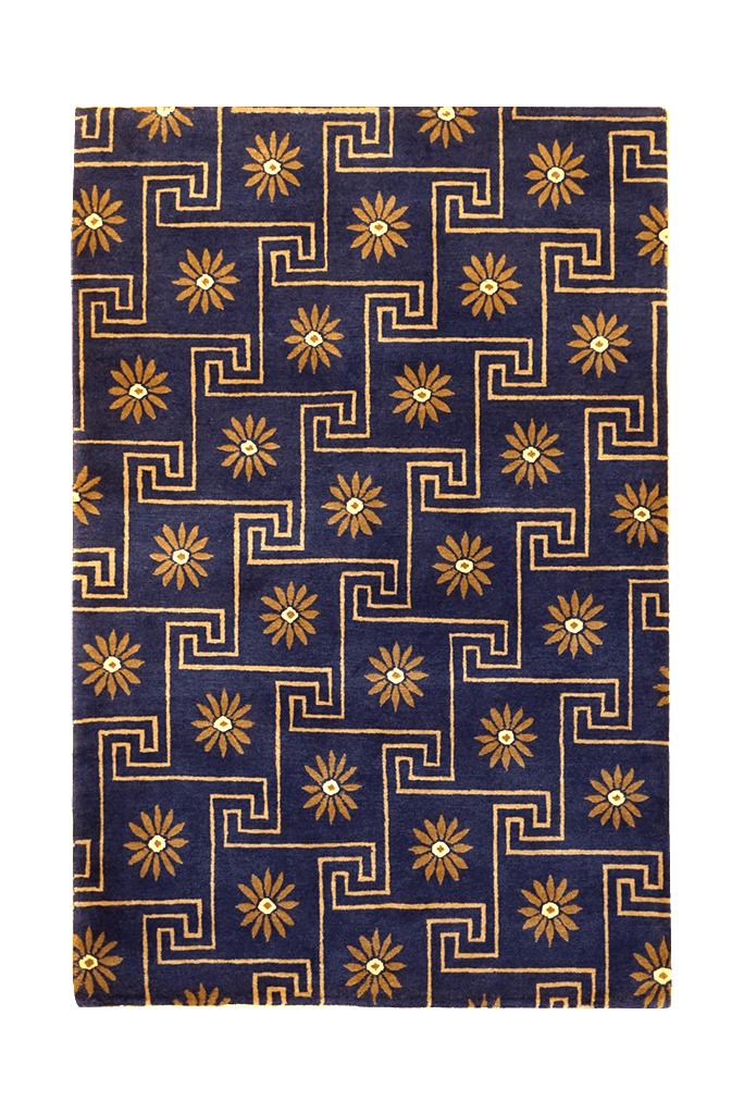 Tibet Daisy Rug - Solomon's Collection & Fine Rugs