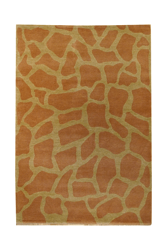 Tibet Giraffe Rug - Solomon's Collection & Fine Rugs