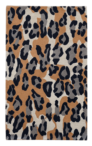 Tibet Leopard Rug - Solomon's Collection & Fine Rugs