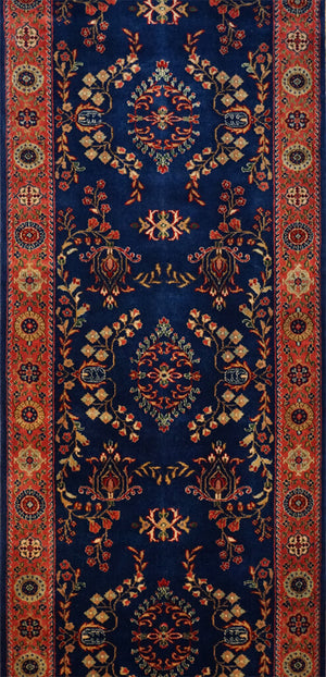 India Sarouk Rug - Solomon's Collection & Fine Rugs