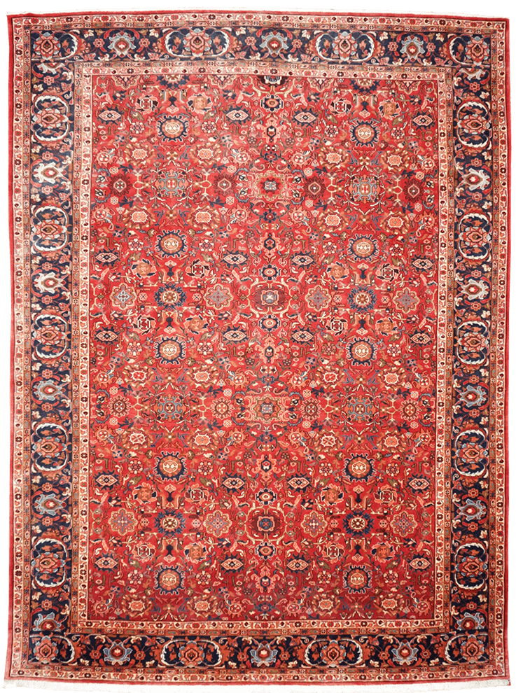 Persia (Iran) Nanaj Rug - Solomon's Collection & Fine Rugs