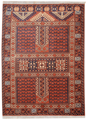 Pakistan Karghai Rug - Solomon's Collection & Fine Rugs