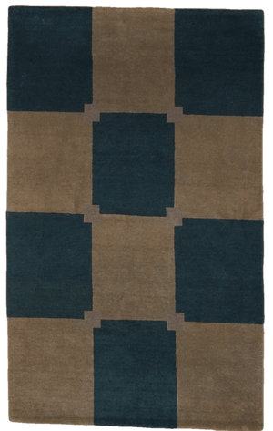 Tibet Tiles Rug - Solomon's Collection & Fine Rugs