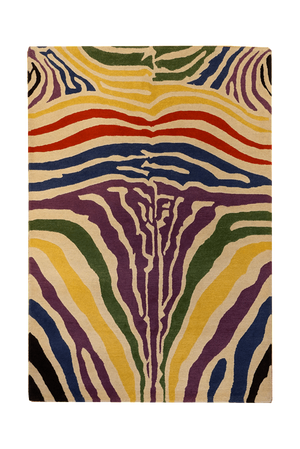 Tibet Zebra Color Rug - Solomon's Collection & Fine Rugs