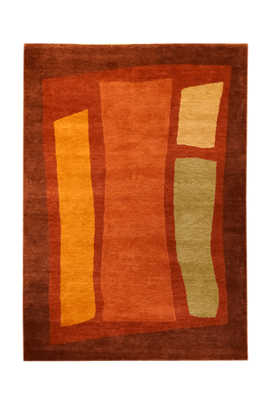 Tibet Cubism Rug - Solomon's Collection & Fine Rugs
