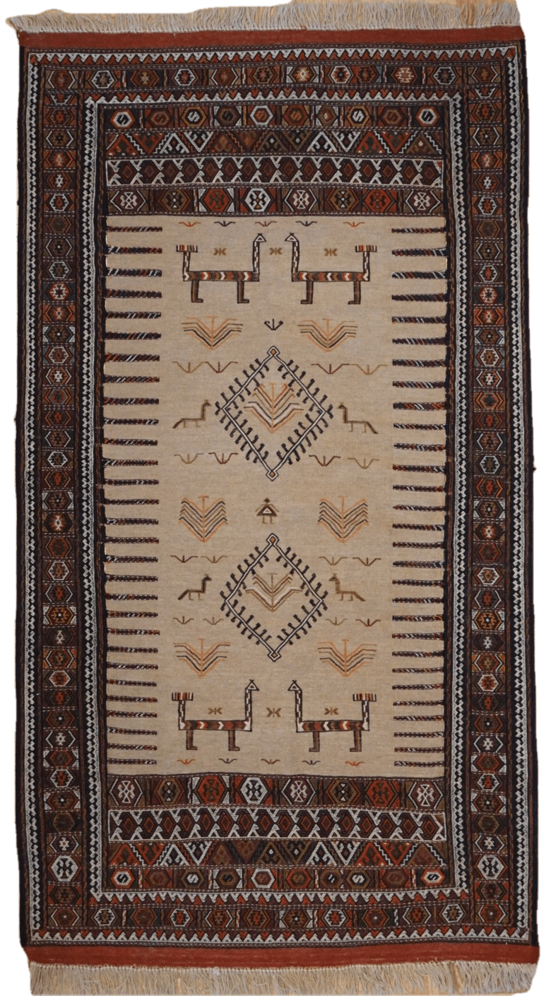 Persia (Iran) Khorasan Rug - Solomon's Collection & Fine Rugs