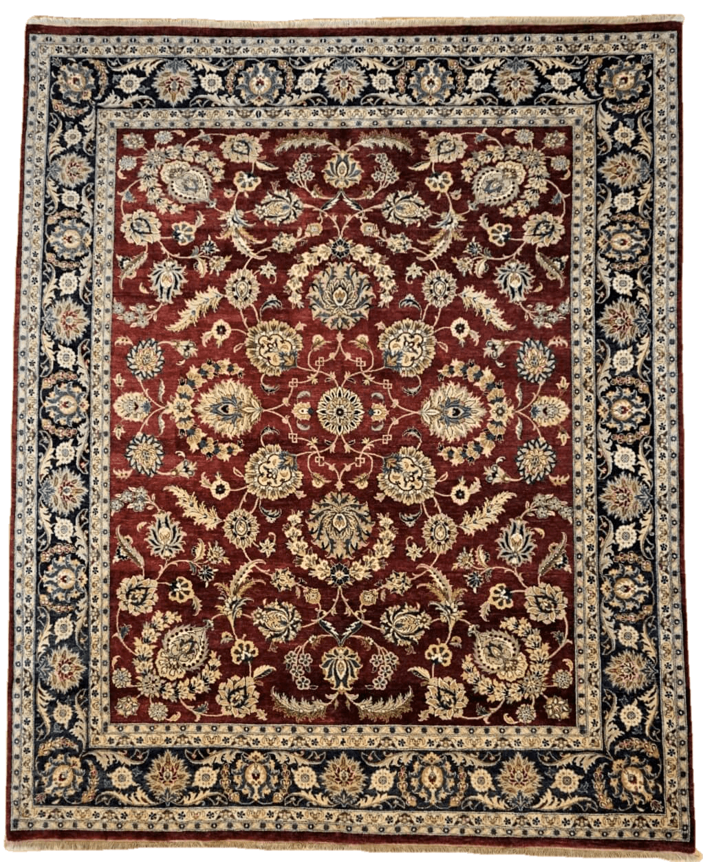 Pakistan Floral Rug - Solomon's Collection & Fine Rugs