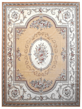 China Aubusson Rug