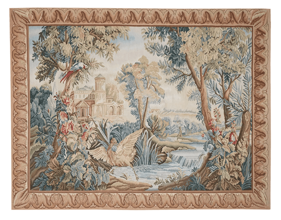 China Tapestry Rug - Solomon's Collection & Fine Rugs
