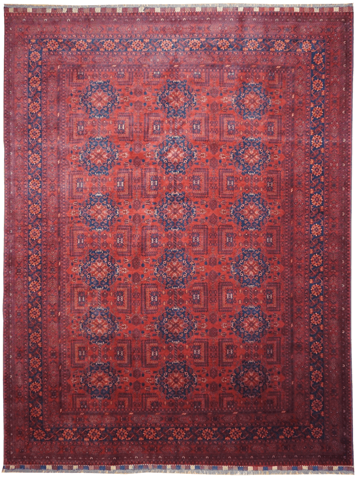 Pakistan Khal Muhamadi Rug - Solomon's Collection & Fine Rugs