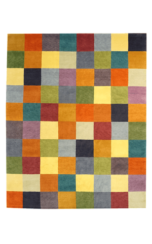 Tibet Gabbeh Rug - Solomon's Collection & Fine Rugs