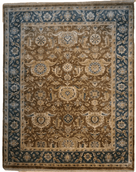 India Agra Rug