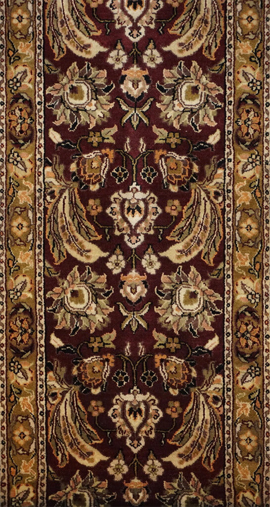 India Jaipur Rug - Solomon's Collection & Fine Rugs