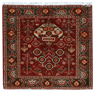 Persia (Iran) Kashkouli Rug - Solomon's Collection & Fine Rugs