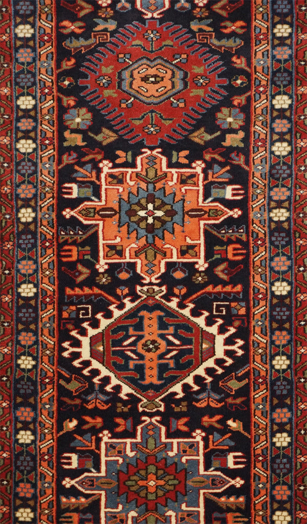 Persia (Iran) Karajeh Rug - Solomon's Collection & Fine Rugs
