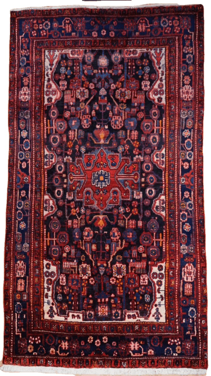 Persia (Iran) Kurdish Rug - Solomon's Collection & Fine Rugs