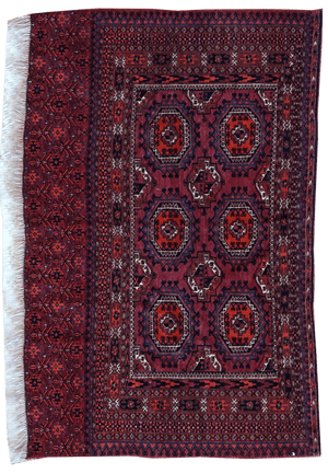Persia (Iran) Turkeman Rug - Solomon's Collection & Fine Rugs