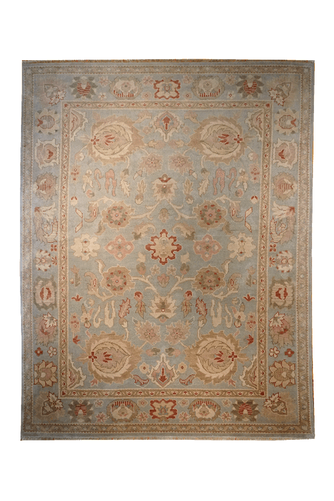 China Ushak Rug - Solomon's Collection & Fine Rugs