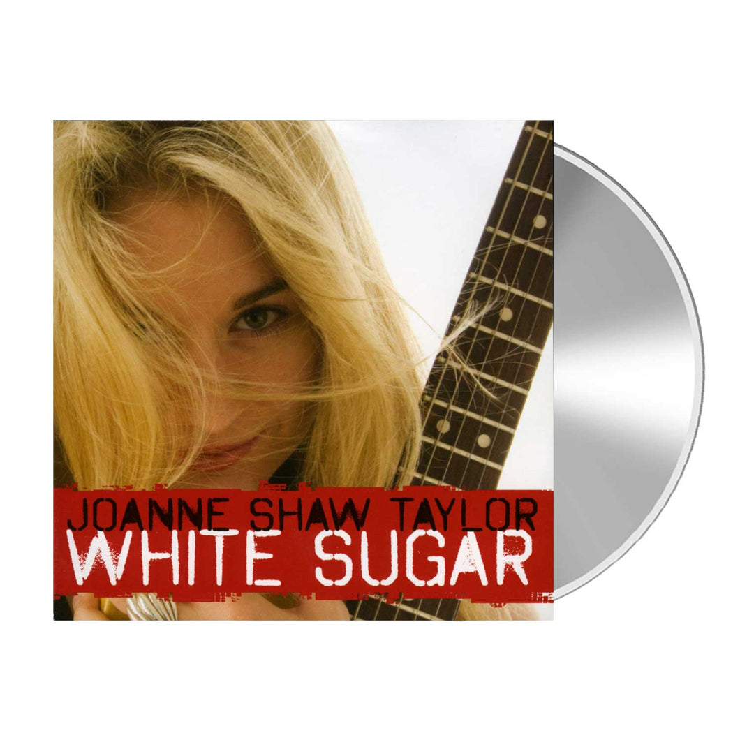 White Sugar CD