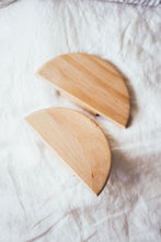Load image into Gallery viewer, Circa Pine handles 140mm (pair)
