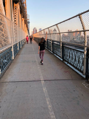Training - The Brooklyn Mile